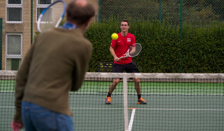 Bristol leading the way in tackling mental health through tennis partnerships across the city