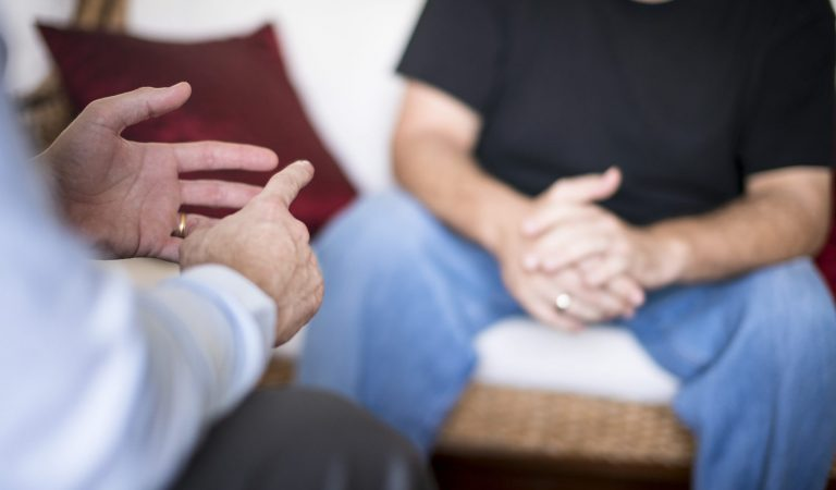 How does counselling help with mental health issues?