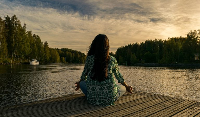 Day 1 – Meditate for 20 minutes